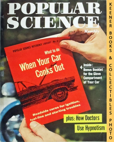 Image for Popular Science Monthly Magazine, July 1957 (Vol. 171, No. 1) : Mechanics - Autos - Homebuilding