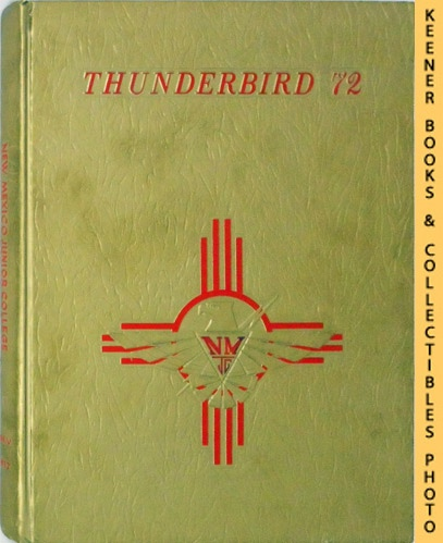 Image for Thunderbird 72 New Mexico Junior College [1972 Yearbook - Vol. V]