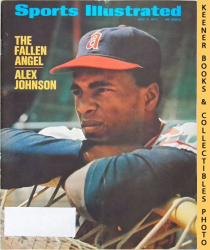 Image for Sports Illustrated Magazine, July 5, 1971 (Vol 35, No. 1) : The Fallen Angel / Alex Johnson