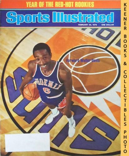 Image for Sports Illustrated Magazine, February 20, 1978 (Vol 48, No. 9) : Forward Walter Davis