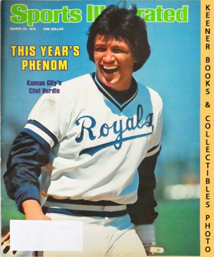 Image for Sports Illustrated Magazine, March 20, 1978 (Vol 48, No. 13) : This Year's Phenom - Kansas City's Clint Hurdle