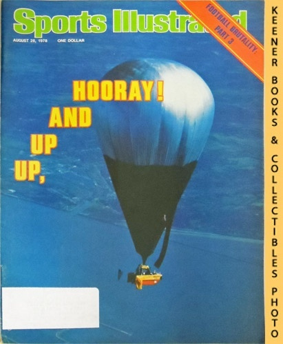 Image for Sports Illustrated Magazine, August 28, 1978 (Vol 49, No. 9) : Up, Up And Hooray!