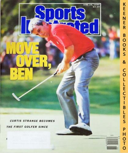 Image for Sports Illustrated Magazine, June 26, 1989 (Vol 70, No. 27) : Curtis Strange