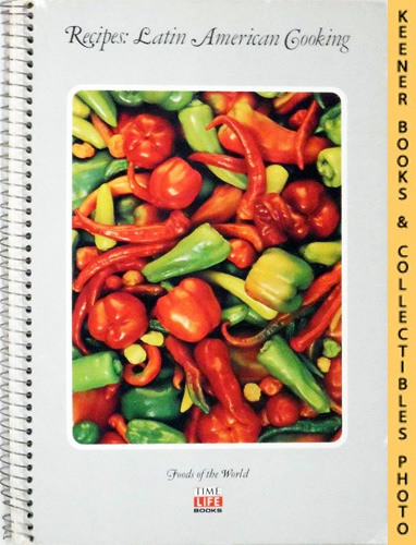 Image for Recipes: Latin American Cooking: Foods Of The World Series
