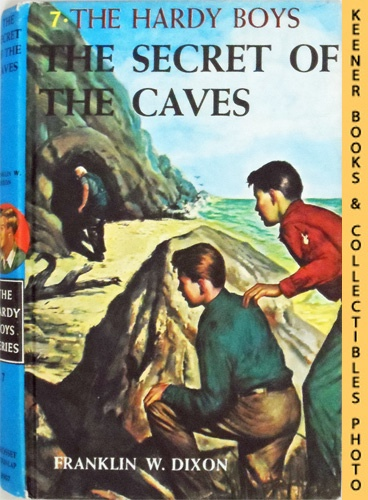 Image for The Secret Of The Caves: The Hardy Boys Mystery Stories Series