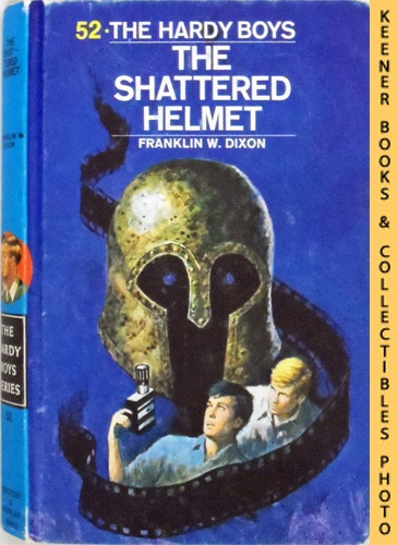 Image for The Shattered Helmet: The Hardy Boys Mystery Stories Series