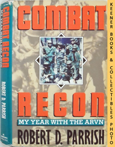 Image for Combat Recon : My Year With The ARVN