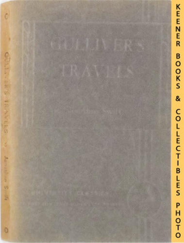Image for Gulliver's Travels: University Classics Series