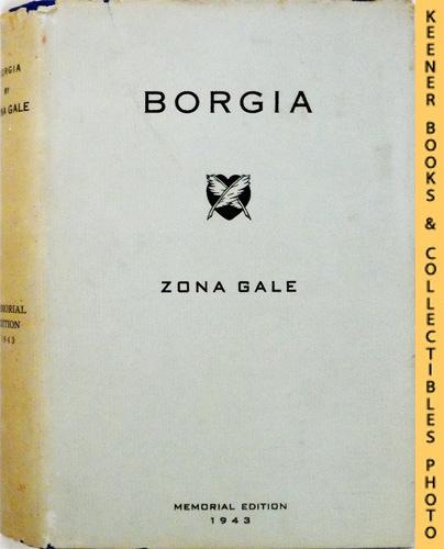 Image for Borgia, Memorial Edition