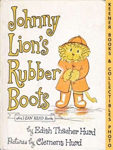 Image for Johnny Lion's Rubber Boots: An I CAN READ Book: An I CAN READ Book Series