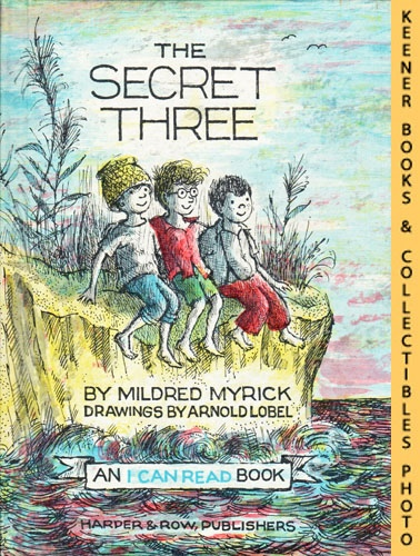 Image for The Secret Three: An I CAN READ Book: An I CAN READ Book Series
