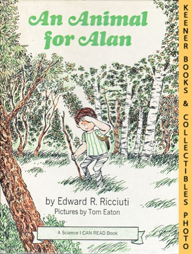 Image for An Animal For Alan: An I CAN READ Book Science, Level 1 Book: An I CAN READ Book Science Series