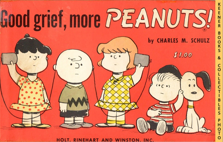 Image for Good Grief, More Peanuts!