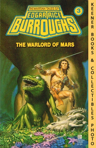 Image for The Warlord Of Mars: The Martian Tales Of Edgar Rice Burroughs Series