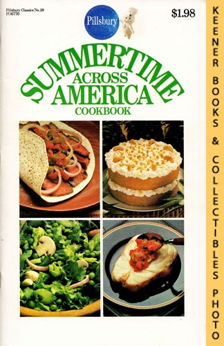 Image for Pillsbury Classics No. 29: Summertime Across America Cookbook: Pillsbury Classic Cookbooks Series