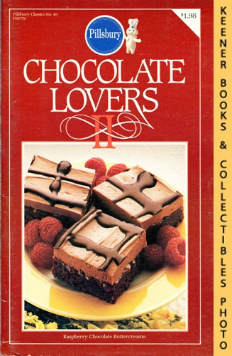 Image for Pillsbury Classics No. 49: Chocolate Lovers II: Pillsbury Classic Cookbooks Series