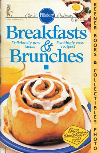 Image for Pillsbury Classic No. 79: Breakfasts & Brunches: Pillsbury Classic Cookbooks Series