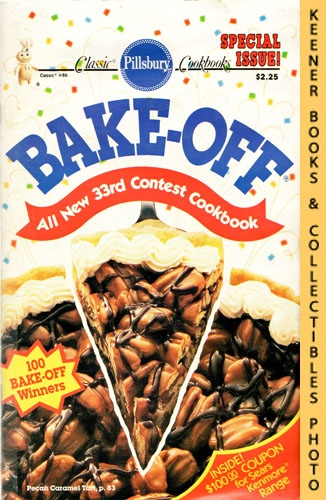Image for Pillsbury Classic #86: 100 Winning Recipes From Pillsbury's 33rd Annual Bake-Off - 1988: Pillsbury Classic Cookbooks Series