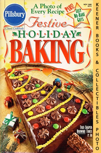 Image for Pillsbury Classic #213: Festive Holiday Baking: Pillsbury Classic Cookbooks Series