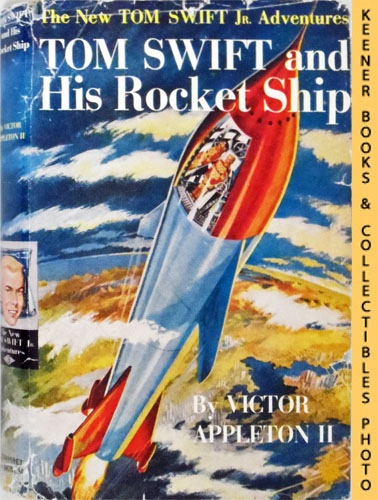 Image for Tom Swift And His Rocket Ship : The New Tom Swift Jr. Adventures #3: Blue Tweed Boards - The New Tom Swift Jr. Adventures Series