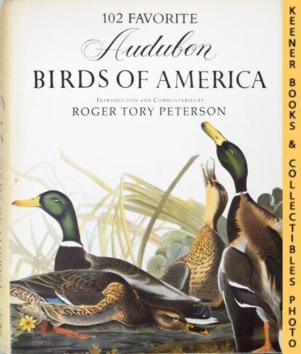 Image for 102 Favorite Audubon Birds Of America