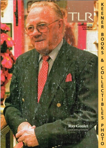Image for The Linking Ring Magic Magazine, Volume 86, Number 2, February 2006 : Cover - Ray Goulet