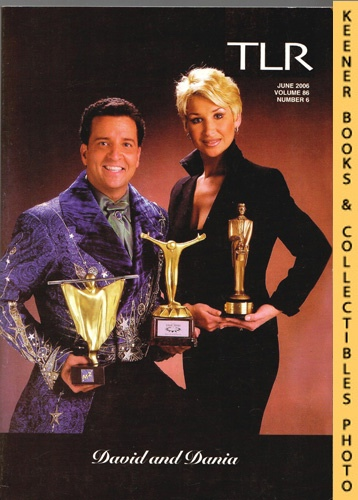 Image for The Linking Ring Magic Magazine, Volume 86, Number 6, June 2006 : Cover - David and Dania