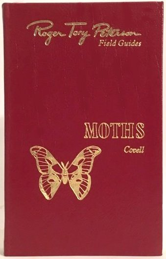 Image for Moths of Eastern North America :  Collector's Edition Bound in Genuine Leather
