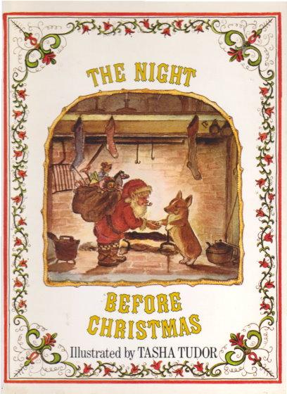 Image for Night before Christmas, the :  Illustrated by Tasha Tudor