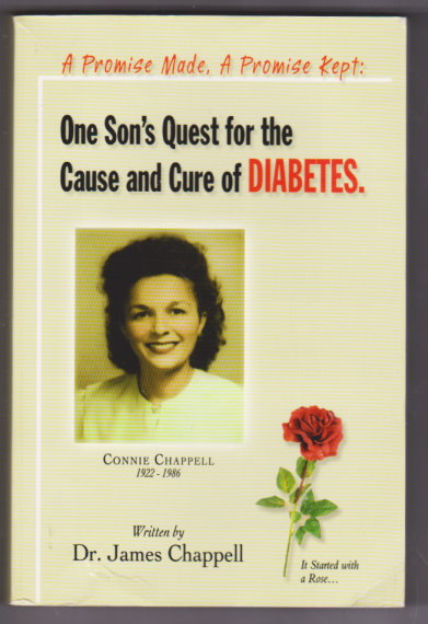Image for Promise Made, a Promise Kept, a :  One Son's Quest for the Cause and Cure of Diabetes