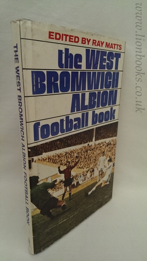 Image for The West Bromwich Albion Football Book.