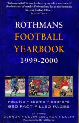 Image for Rothmans Football Yearbook 1999-2000 (# 30)