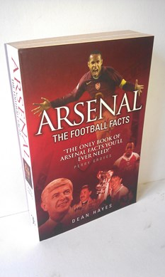 Image for Arsenal - The Football Facts
