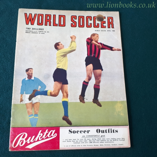 Image for World Soccer - April 1962