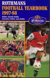 Image for Rothmans Football Yearbook 1997-98 (# 28)