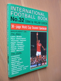 Image for International Football Book No. 32
