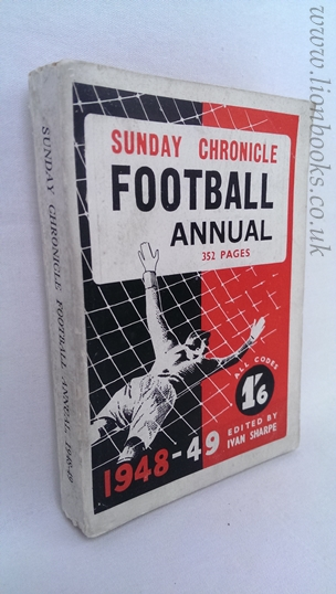 Image for Sunday Chronicle Football Annual 1948-49