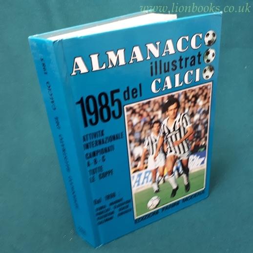 Image for Almanacco Illustrato Del Calcio 1985