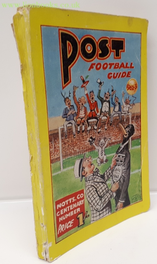 Image for Post Football Guide 1962-63