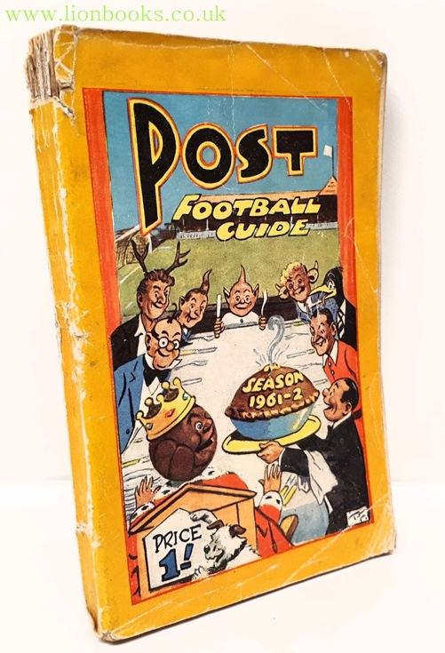 Image for Post Football Guide 1961-62