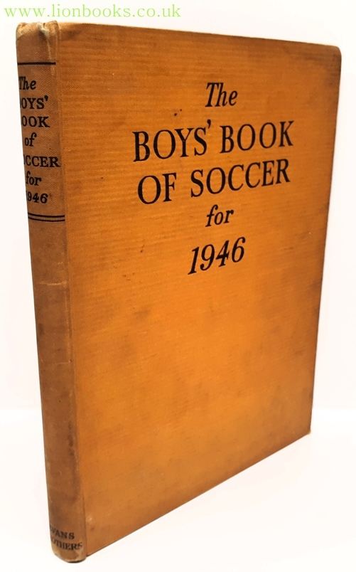 Image for The Boy's Book of Soccer 1946