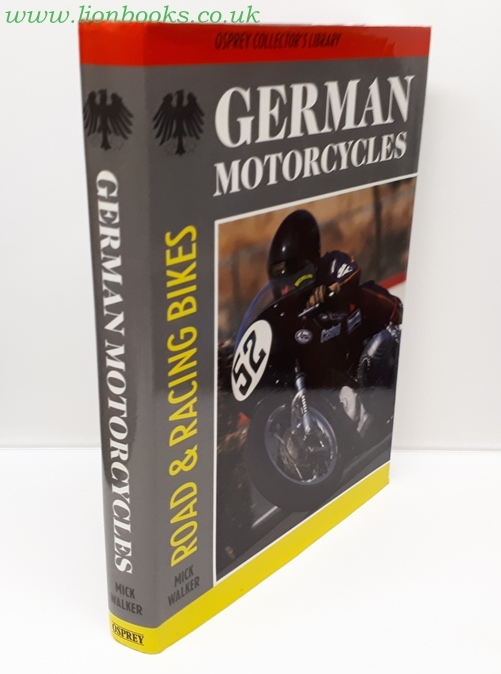 Image for German Motorcycles: Road & Racing Bikes