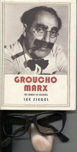 Image for Groucho Marx The Comedy of Existence