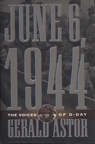 Image for June 6, 1944 The Voices of D-Day