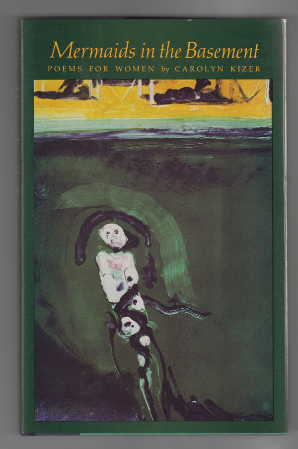 Image for Mermaids in the Basement:  Poems for Women