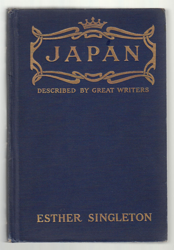 Image for Japan Described by Great Writers