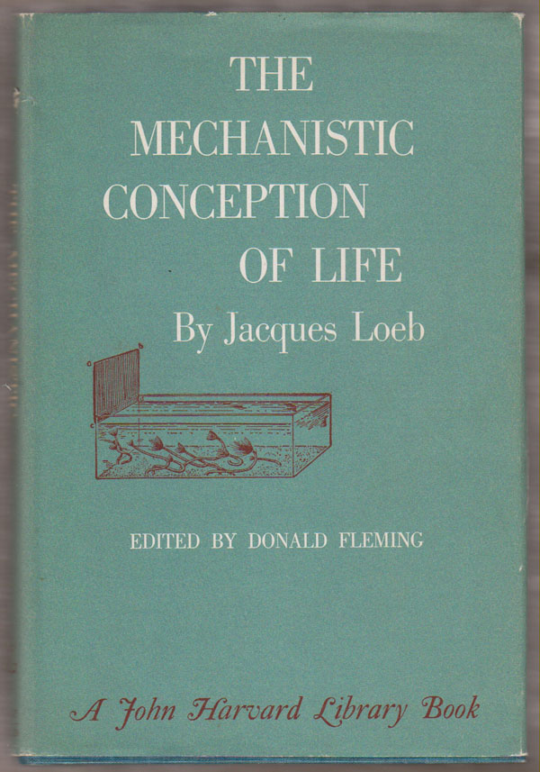 Image for Mechanistic Conception of Life