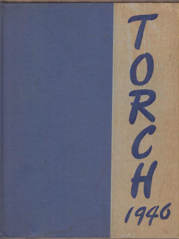 Image for Torch: College Yearbook ( Fullerton Junior College, Fullerton California 1946)