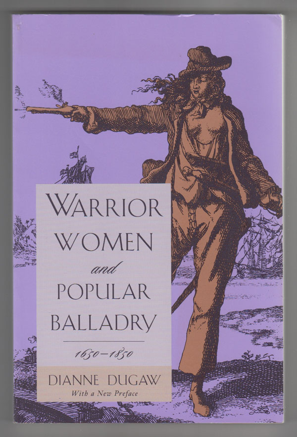 Image for Warrior Women and Popular Balladry, 1650-1850