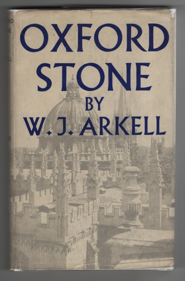 Image for Oxford Stone